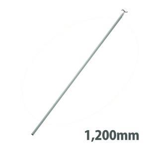 手が届きにくい場所の窓やシャッターの開閉に便利なフック棒 1200mm|kantoh-house