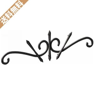 シャローネ 壁飾り 妻飾り 17型 YKK エクステリア オ-ナメント ウォールアクセサリー 外壁 TEP-EH-17|kantoh-house