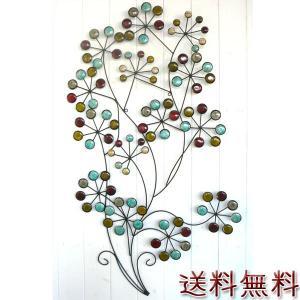 妻飾り 壁飾り アイアン アリエス 壁飾り ドット大 kantoh-house