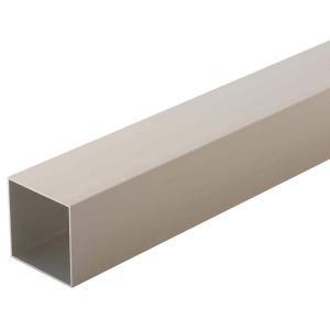 DIY 部品 60角 角パイプ 60×60×5500mm t=1.5mm 1本 汎用材 汎用形材 部品 部材 送料無料|kantoh-house