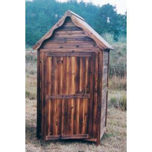 物置 木製物置 収納庫 収納 庭の物入れ 三角屋根|kantoh-house