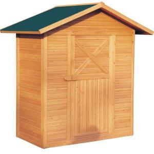 物置 木製物置 収納庫 収納 庭の物入れ 大 屋根付き|kantoh-house