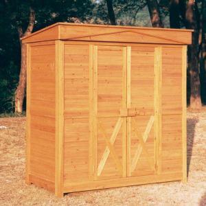 物置 木製物置 収納庫 収納 庭の物入れ 特大|kantoh-house