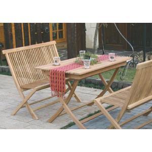 ガーデンチェアー フォールディングチェアー 折り畳みいす 折り畳みラブチェア|kantoh-house