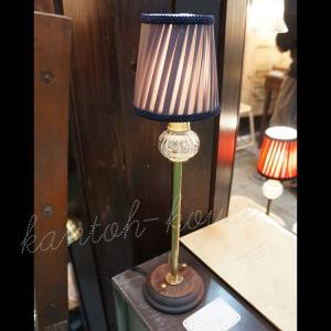 テーブルランプ スタンドライト 卓上ランプ シェードランプ アンティーク調 北欧 おしゃれ 日本製 室内照明 室内 ベッドサイド インテリア レトロ|kantoh-house