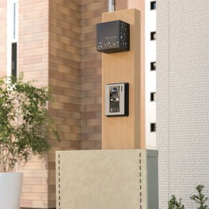 門柱 機能門柱 機能ポール 本体 おしゃれな機能門柱 フォレス|kantoh-house