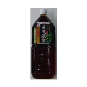 ヤクルト 蕃爽麗茶(ばんそうれいちゃ)2L  6本