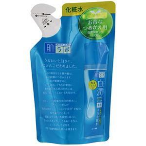 肌ラボ 白潤美白化粧水 つめかえ用(170mL)3個 医薬部外品 ロート製薬 (4987241157...