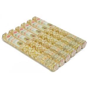 お香 モグラ アロマ HEM ヘム スティック 6個セット|kaori-market