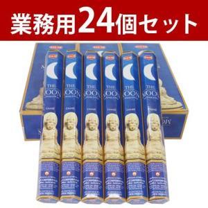お香 ムーン アロマ HEM ヘム スティック 24個セット 業務用 卸し|kaori-market