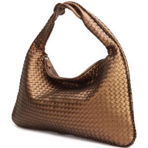 ハンドバッグ トートバッグ 女性 バッグ 鞄 大きい ジム ヨガバッグ シンプル ゴールド マザーズバッグ 編みこみ 大容量 kaoru-shop
