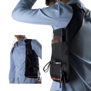 ボディーバッグ ボディバッグ メンズ パスポート 収納 旅行 防犯 海外旅行 便利グッズ 軽量 軽い トラベルポーチ 防犯  防水 大量収納 コンパクト kaoru-shop