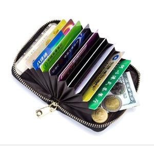 カードケース 本牛革 ミニ財布 ポイントカード入れ idカードケース 名刺入れ コインケース クレジットカードケース 革 レザー 財布|kaoru-shop