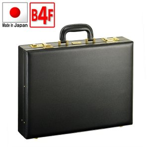 アタッシュケース B4F ビジネスバッグ ブリーフケース フライトケース パイロットケース 日本製 豊岡製鞄 メンズ 42cm #21227 ギフト|kaoru-shop