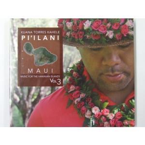Kuana Torres Kahele  Pi`ilani Maui 品番CD395