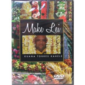 Make Lei /Kuana Torres Kahele  DVD65|kapalili