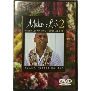 Make Lei2 /Kuana Torres Kahele  DVD67|kapalili