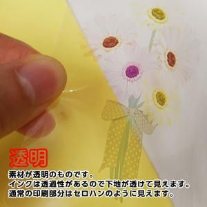 シール用紙 透明PET(薄手・ツヤ)耐水性 A3 50枚|kapita|03