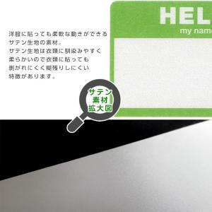 HELLO ステッカー 名札ラベル[10色セット計100枚][繊維用]|kapita|03