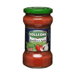 名称:パスタソース 原材料名:トマト、トマトペースト、バジル、食用オリーブ油、食塩、砂糖、にんにく ...
