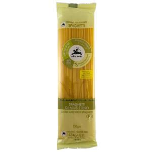 小麦粉不使用 有機グルテンフリー スパゲッティ 1.6mm アルチェネロ 250g 乾燥ロングパスタ