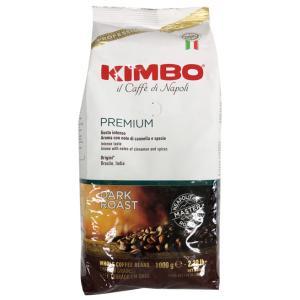 コーヒー豆 キンボ エスプレッソ豆 プレミアム 1kg 袋 イタリア ナポリ|kappa-chianti