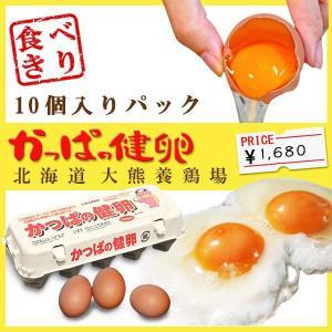 「かっぱの健卵」 お試し 10個入り