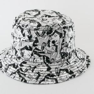 ニューエラ NEWERA×THRASHER コラボ 帽子 バケットハット Bucket-01 THRASHER スラッシャー boyfriendプリント|kappacraft