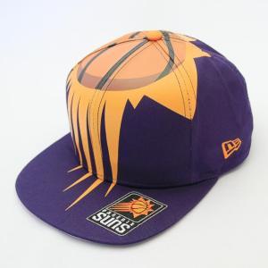 ニューエラ NEWERA 帽子 9FIFTY Original Fit NBA ビッグロゴ フェニックス・サンズ|kappacraft