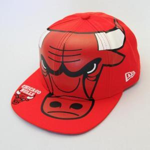 ニューエラ NEWERA 帽子 9FIFTY Original Fit NBA ビッグロゴ シカゴ・ブルズ|kappacraft