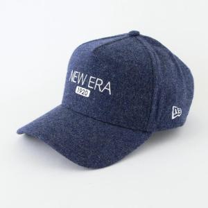 ニューエラ NEWERA 帽子 9FORTY A-Frame メルトン NEW ERA 1920 コバルトブルー × ホワイト|kappacraft