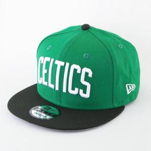 ニューエラ NEWERA x NBA コラボ 帽子 9FIFTY ボストン・セルティックス ケリー × ホワイト|kappacraft
