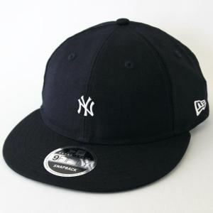 ニューエラ NEWERA 帽子 RC 9FIFTY ニューヨーク・ヤンキース ミニロゴ ネイビー × スノーホワイト|kappacraft