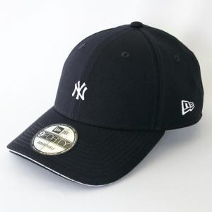 ニューエラ NEWERA 帽子 9FORTY ニューヨーク・ヤンキース サンドウィッチバイザー ネイビー|kappacraft