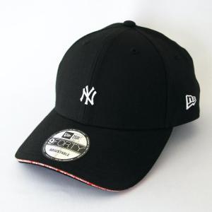 ニューエラ NEWERA 帽子 9FORTY ニューヨーク・ヤンキース サンドウィッチバイザー ブラック|kappacraft