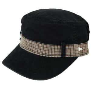 ニューエラ NEWERA 帽子 EK WM-01 ワーク&ミリタリー SOUND OFF ブラック|kappacraft