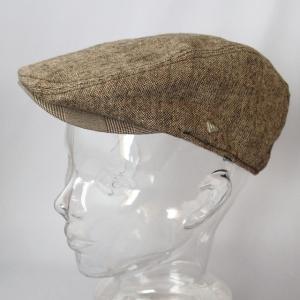 ニューエラ NEWERA 帽子 EK GATUBY SUNDAY BROWN  ギャッツビー サンデー ブラウン|kappacraft