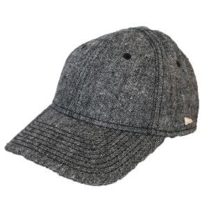 ニューエラ NEWERA 帽子EK 4940 TWEED ツイード NASTALGIA ブラック|kappacraft