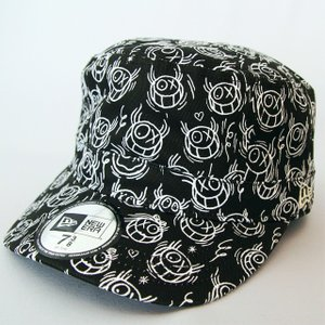 ニューエラ NEWERA ×ファブリック FABRICK(R) コラボキャップ 帽子 Andre ブラック|kappacraft