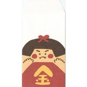 伊予和紙 ぽち袋 ふわり 金太郎A|kappaya