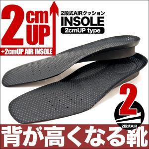 シークレットインソール  シークレットシューズ 2cmアップ ポイント消化 お気に入りの靴がシークレ...