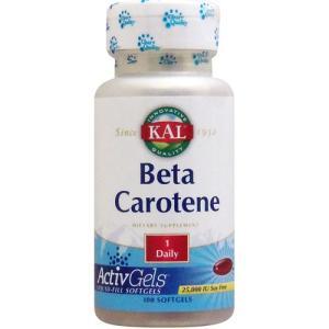 ベータカロチン 25000IU 100粒 karada-oh