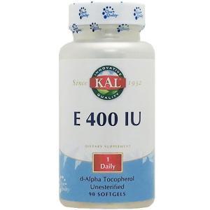 ビタミンE 400IU 90粒|karada-oh