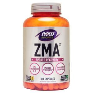 [ お得サイズ ] ZMA 180粒 NOW|karada-oh