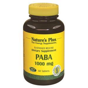 PABA 1000mg  パラアミノ安息香酸 タイムリリース型