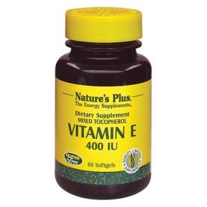 ビタミンE 400IU 60粒|karada-oh