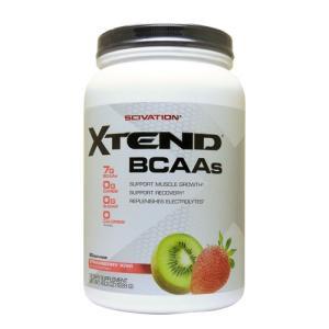 [ 大容量約1.2kg ] エクステンド (BCAA+Lグルタミン+シトルリン) ※ストロベリーキウ...
