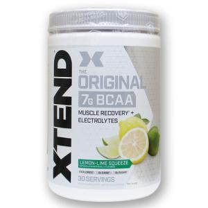 エクステンド(BCAA+Lグルタミン+シトルリン) ※レモンライム 431g|karada-oh