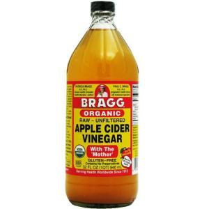 Bragg オーガニック アップルサイダービネガー(リンゴ酢) 946ml