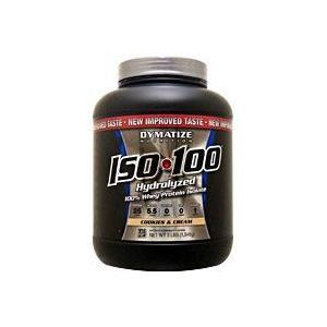ISO 100 加水分解100%ホエイプロテインアイソレート ※クッキー&クリーム 1346g karada-oh